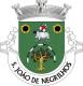 Brasão de São João de Negrilhos