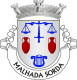 Brasão de Malhada Sorda