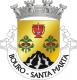Brasão de Bouro - Santa Marta