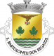 Brasão de São Bartolomeu de Regatos