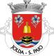 Brasão de São Paio Jolda