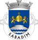 Brasão de Sabadim