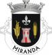 Brasão de Miranda