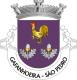 Brasão de São Pedro Gafanhoeira
