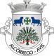 Brasão de Alcórrego