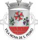 Brasão de Vila Nova de São Pedro