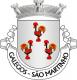 Brasão de Galegos - São Martinho