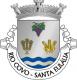 Brasão de Rio Covo - Santa Eulália