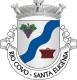 Brasão de Rio Covo - Santa Eugénia