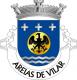 Brasão de Areias de Vilar