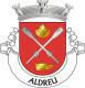 Brasão de Aldreu