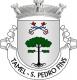 Brasão de Tamel - São Pedro Fins