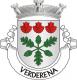 Brasão de Verderena