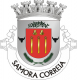 Brasão de Samora Correia